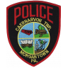 Caernarvon Township Police Department Badge