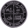 Amity Township Police Department Badge