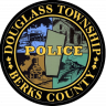 Douglass Township Police Department Badge
