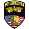 Laureldale Police Department Badge