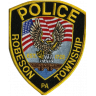 Robeson Township Police Department Badge