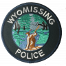 Wyomissing Police Department Badge