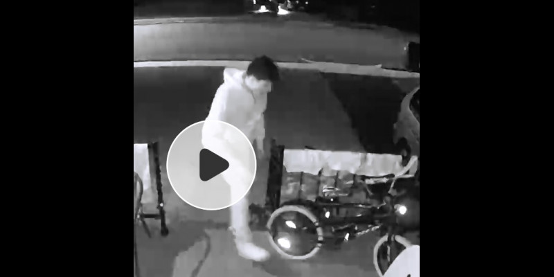 Image for Attempted Bicycle Theft - 800 Block Brighton Avenue - Lower Alsace Township